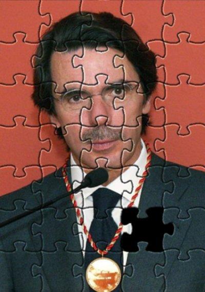 Rompecabezas Aznar