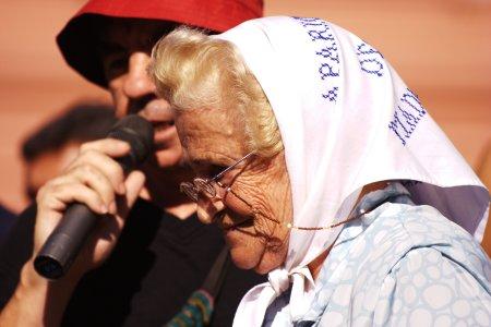 Madre de la Plaza de Mayo