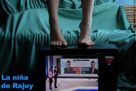 Niña de Rajoy